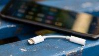 Lightning-Adapter des iPhone 7 im Labor: Audio-Gate verfehlt