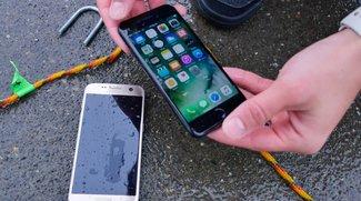 iPhone-7-Extremtests: 10-Meter-Tauchgang und Sturz aus Hubschrauber