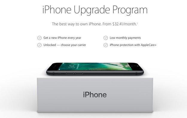 "iPhone-7-Vorbestellung: Apple verärgert ""iPhone Upgrade Program""-Kunden"