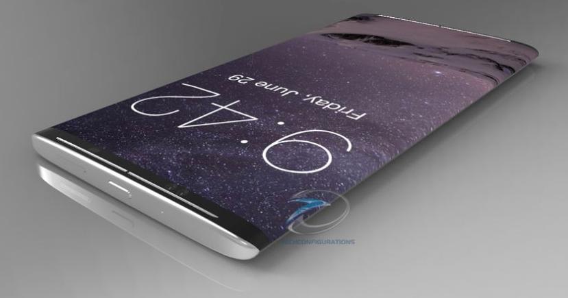 iphone 8 erwartetes erscheinungsdatum preis features. Black Bedroom Furniture Sets. Home Design Ideas