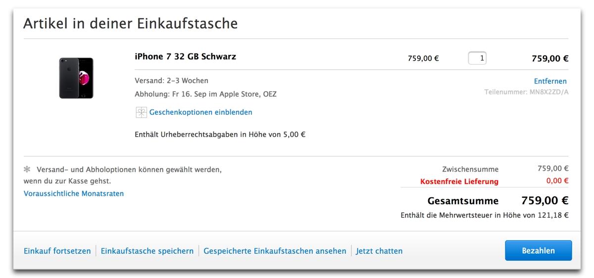 Großartig Beispiele Für Apple Store Fortsetzen Ideen - Beispiel ...
