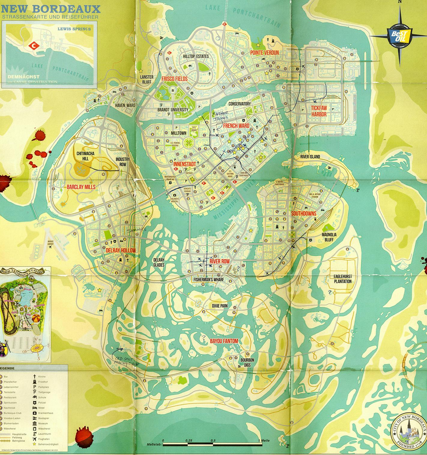 Mafia Karte