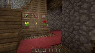 Minecraft - Battle Mode: Lobby-Geheimnisse und Schädel finden