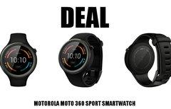 Sportlich! Motorola Moto 360...