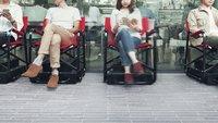 Nissan ProPILOT Chair: Selbstfahrender Stuhl statt Warteschlangen