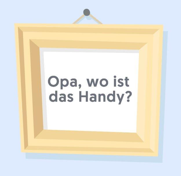 Opa, wo ist das Handy: Lösungen für alle Level (Update bis Level 30)