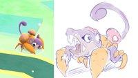 Pokémon GO: Künstler nimmt Glitches als Vorlage für morbide Zeichnungen