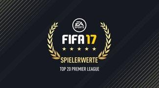 FIFA 17: Die besten 20 Spieler der Premiere League in der Übersicht