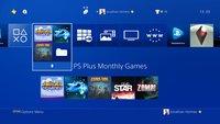 PS4: Ordner anlegen und erstellen