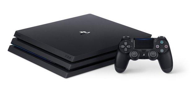 PlayStation 4 Pro: Bessere Leistung durch SATA-3.0-Schnittstelle