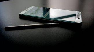 Samsung: Galaxy Note 7 sofort ausschalten, nicht aufladen oder verwenden [Update: Auch in Deutschland]