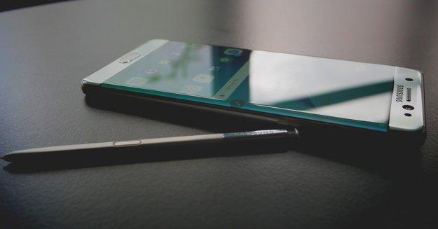 Samsung Galaxy Note 7 im Test: Wir haben es überlebt