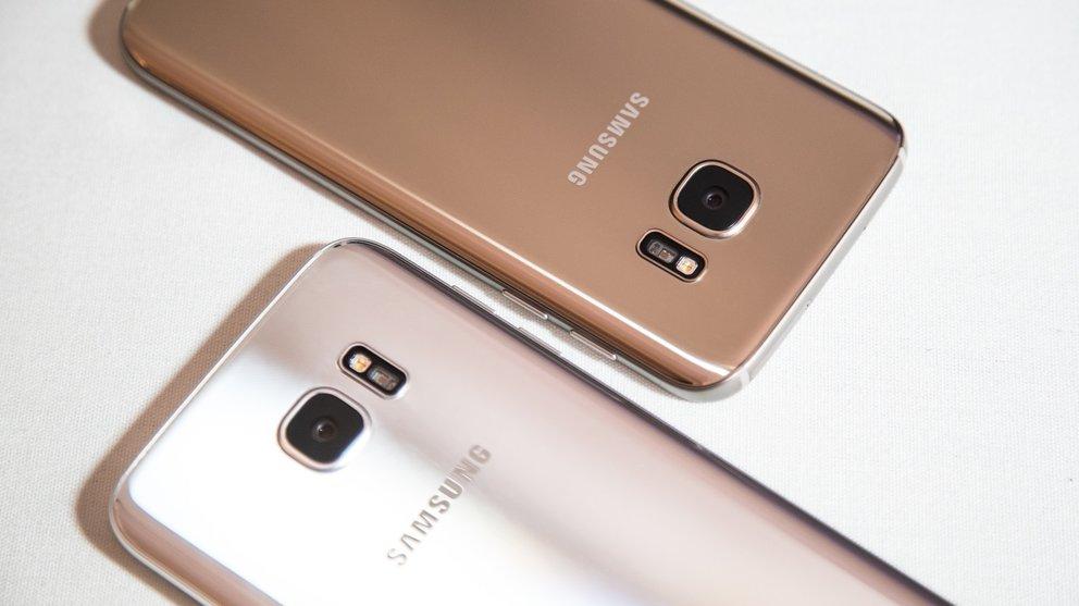 Probleme beim Galaxy S7: Samsung mit schneller Lösung beim Update auf Android 8.0 Oreo
