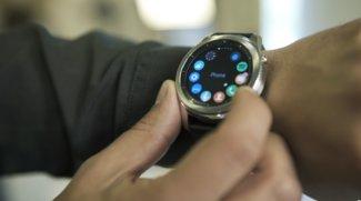 Android Wear ein Flop? Selbst Tizen läuft auf mehr Smartwatches