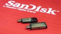 SanDisk: Viel Flash-Speicher für Macs und Android-Geräte
