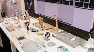 Hüllen, Rucksäcke und weiteres Zubehör für iPhone, MacBooks, Apple Watch