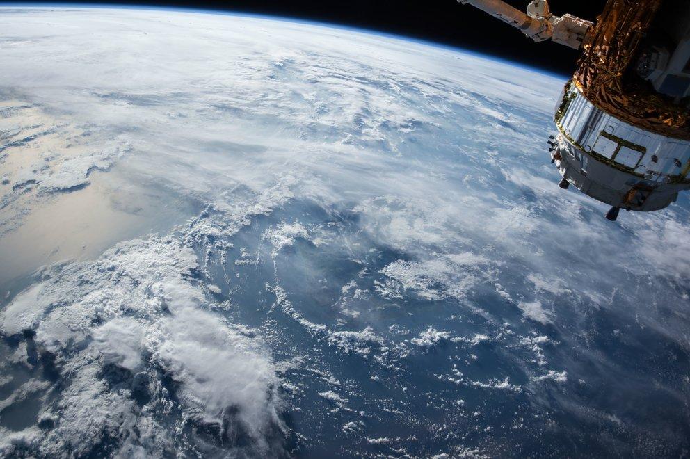 Chinesische Raumstation wird über Ostern zur Erde stürzen