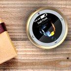 Neuer iPod shuffle mit rundem Display (leider nur eine Studie)