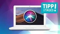 Die wichtigsten Siri-Befehle für MacBook und Mac