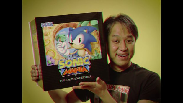 Sonic Mania: Collector's Edition für Retro-Fans angekündigt (Update)