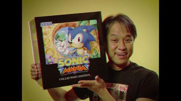 Sonic Mania: Collector's Edition für Retro-Fans angekündigt (Update)
