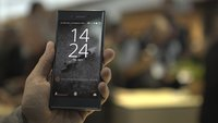 Sony Xperia XZ im Hands-On-Video: Das neue High-End-Smartphone der Japaner