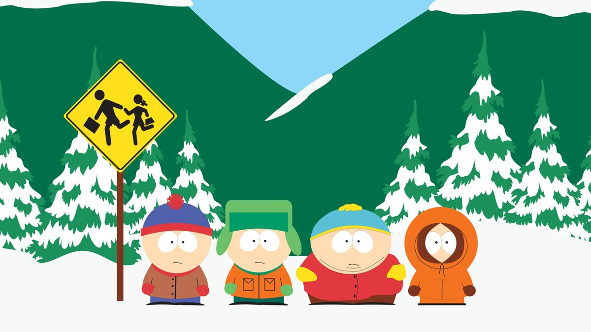 South Park Staffel 18 Stream