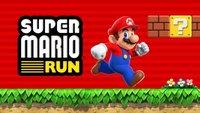 Super Mario Run: Über 20 Millionen iOS-Nutzer wollen das Spiel haben