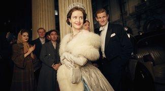 The Crown Staffel 1: Ab heute auf Netflix!