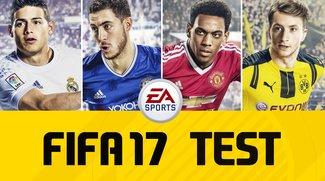 FIFA 17 im Test: Ein knapper Lattenschuss – jetzt mit Test-Video!