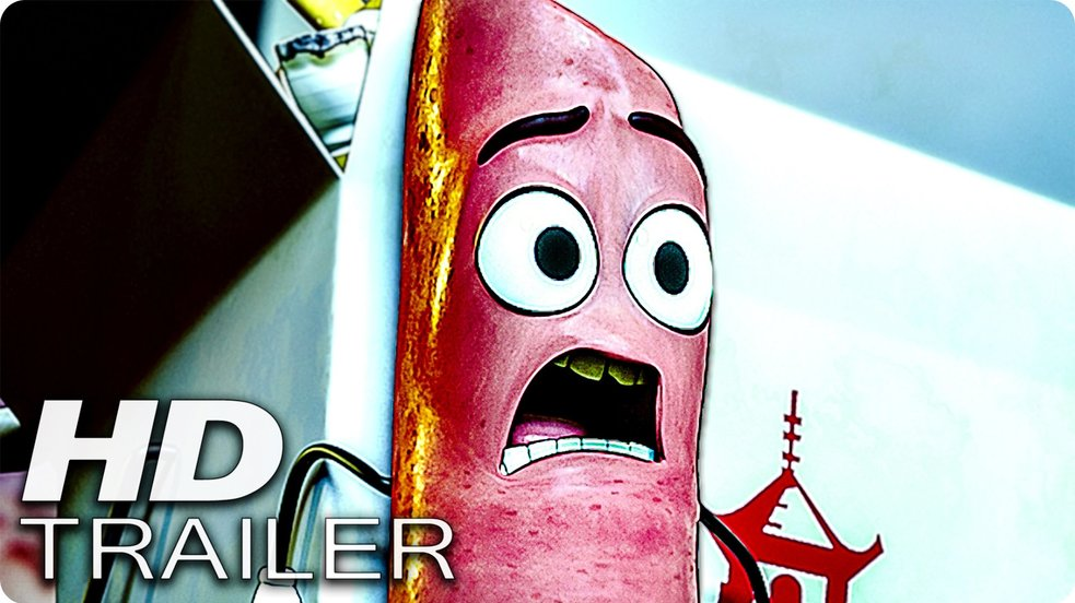 Sausage Party - Trailer-Check