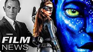 DC wird hoffnungsvoller - AVATAR 2 - BATPOD zu versteigern - FILM NEWS