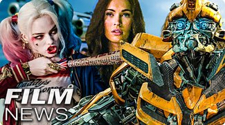 AVENGERS vs. TRANSFORMERS - EMMY AWARDS 2016 - HARLEY QUINN Solofilm - FILM NEWS