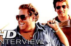 WAR DOGS Interviews mit JONAH...