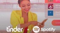 Tinder mit Spotify verbinden und Dates nach Musikgeschmack finden