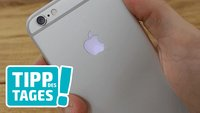 Leuchtendes Apple-Logo fürs iPhone: Gibt's tatsächlich! (Tipp)