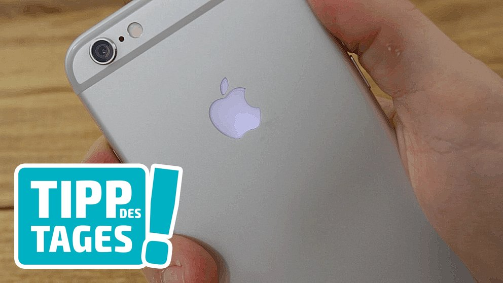 Leuchtendes Apple Logo Furs Iphone Gibt S Tatsachlich Tipp Giga