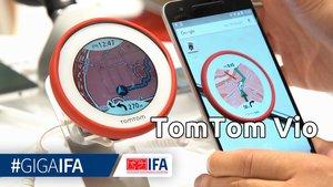 TomTom Vio: Navigationsgerät für Roller im Hands-On