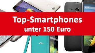 Die 5 besten Android-Smartphones unter 150 Euro [Ratgeber]