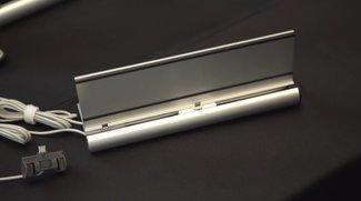 udoq: Universelles Lade-Dock für Smartphones und Tablets im Hands-On-Video