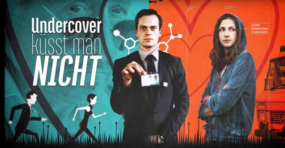 Undercover küsst man nicht im Live-Stream & TV ab 20:15 Uhr auf Sat.1