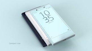 Sony Xperia X Compact stark reduziert: Kleines Smartphone zum kleinen Preis