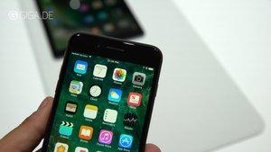 iPhone 7 im Hands-On-Video: Ersteindruck zum Apple-Smartphone
