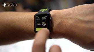 Apple Watch Series 2 im Hands-On-Video: Alles fixer