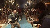 Dishonored 2: Neuer Trailer zeigt, wie unterschiedlich Level bewältigt werden können