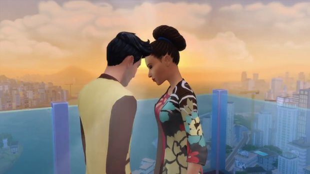 Sims 4 Großstadtleben: Neuer Trailer erklärt die Features der Erweiterung im Detail