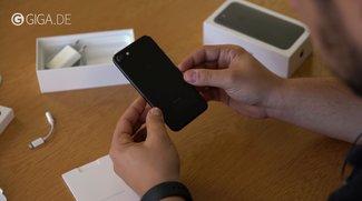iPhone 7 und 7 Plus im Unboxing (Video): Kopfhöreradapter darf nicht fehlen