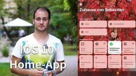 Home-App in iOS 10