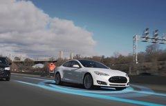 Tesla verbietet Taxifahrern...