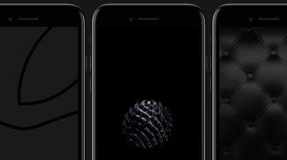 iPhone 7: Wallpaper zum kostenlosen Download (Update: Dunkle Motive)